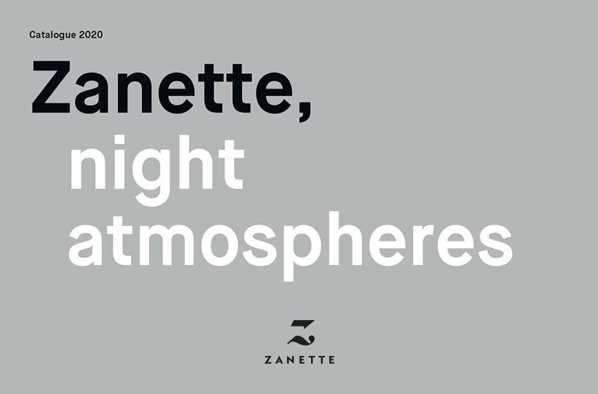 Zanette, nuovo catalogo Night Atmosphere
