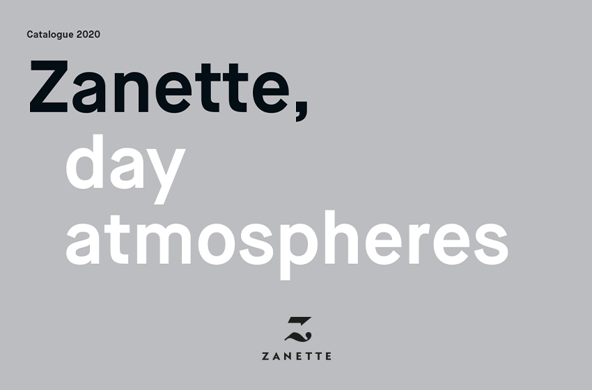 Nuovo catalogo Day Atmosphere, Zanette